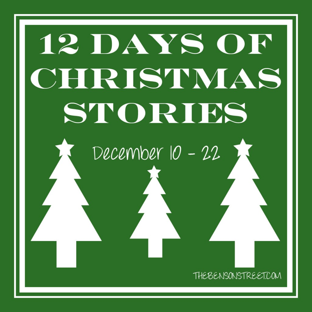 Punchy image throughout printable christmas stories