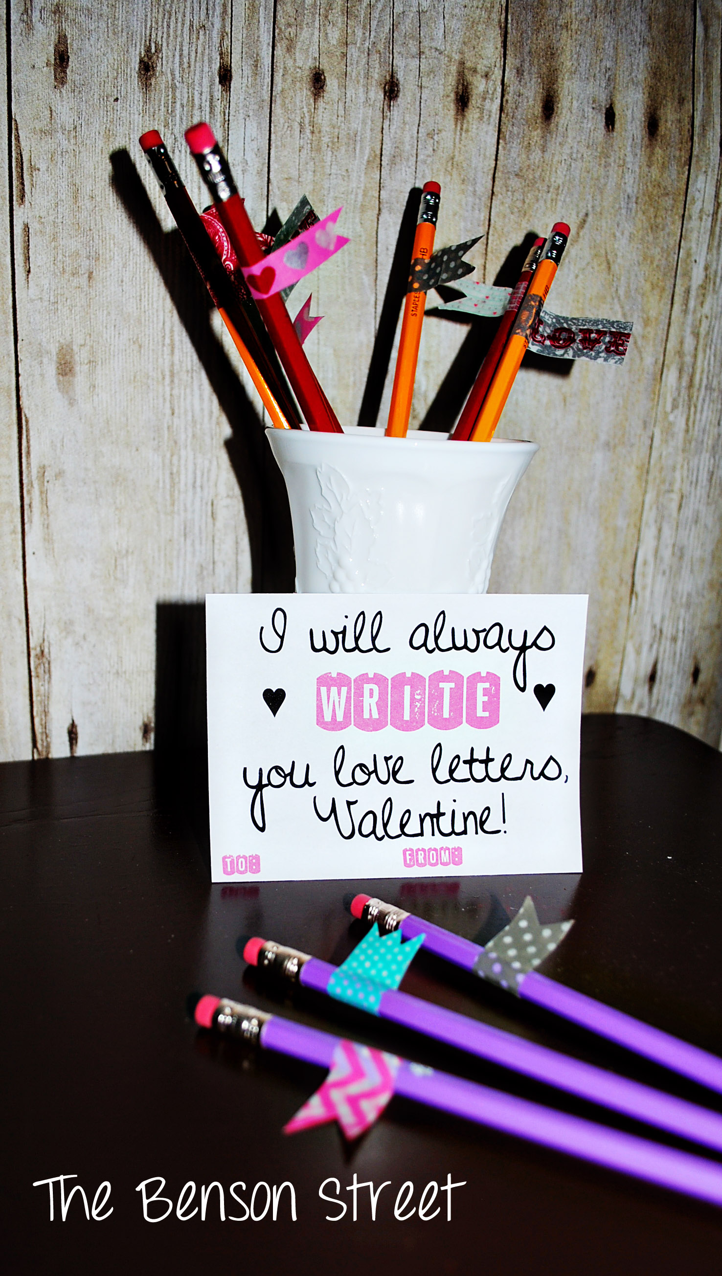 Love Letters Valentine at The Benson Street7
