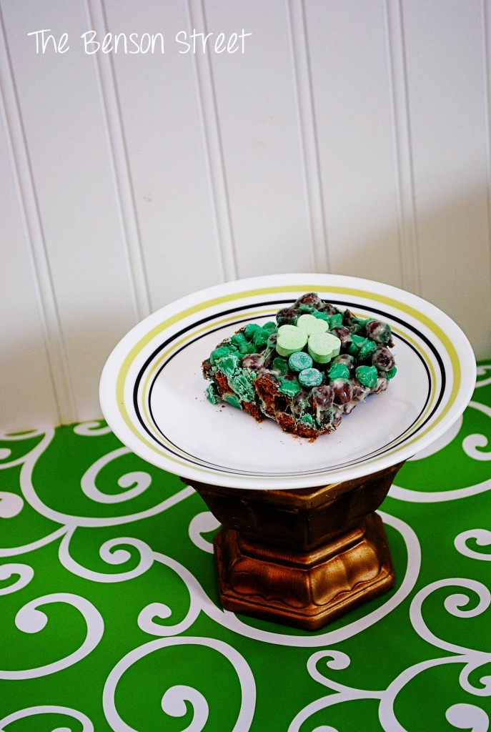 Leprechaun Bars at www.thebensonstreet.com 6