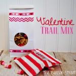 Valentine Trail Mix