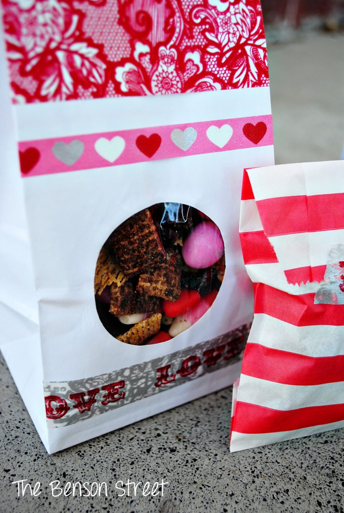 Valentine Trail Mix at The Benson Street9