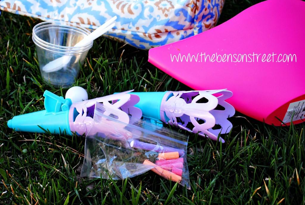 52 Kid Activities at www.thebensonstreet.com 1