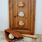 Baseball Wall Decor