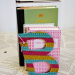 Washi Tape Bookends