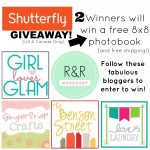 Shutterfly Photo Book Giveaway