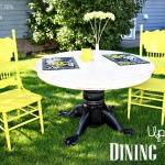 Dining Table Upcycle