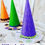 Witch Hats Halloween Decor