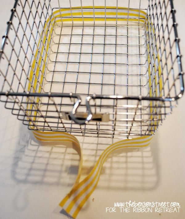 Wire Basket Redo