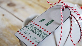 Merry & Bright Printable Tag at thebensonstreet.com