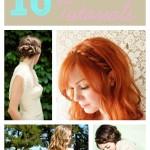 10 Easy Long Hair Ideas