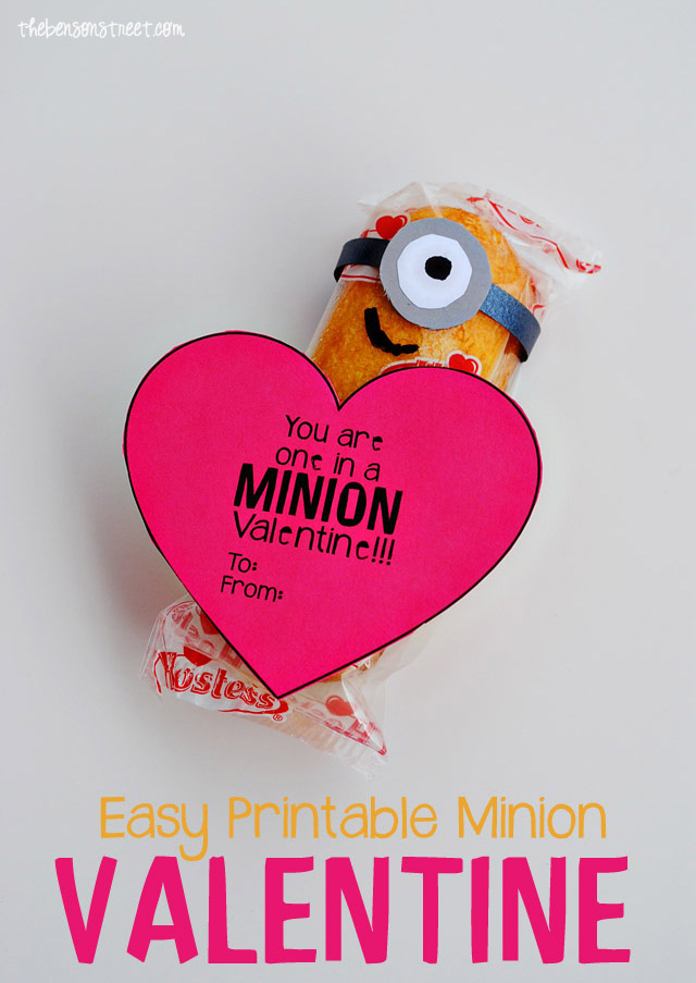 Free Printable Minions | Skip To My Lou