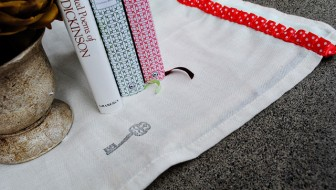 Springy Tea Towel at thebensonstreet.com