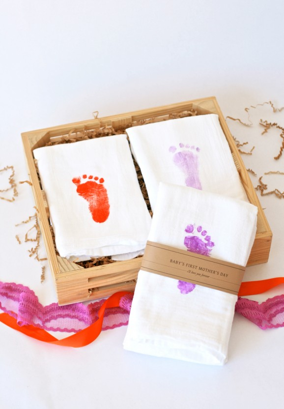 Mothers First Mothers Day Gift First-mothers-day-footprint
