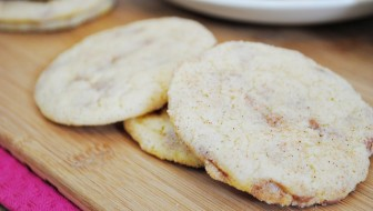 Snickerdoodle Cookies at thebensonstreet.com