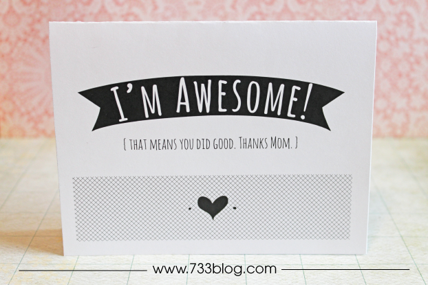 Cute Easy Mothers Day Card Ideas