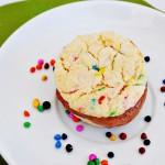 Funfetti Ice Cream Sandwiches