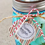 Kids Summer Activities Jar