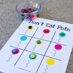 Birthday Don't Eat Pete Printable