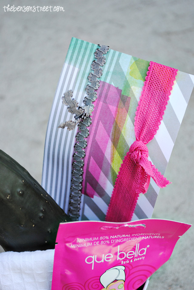 Facial Kit Gift at thebensonstreet.com