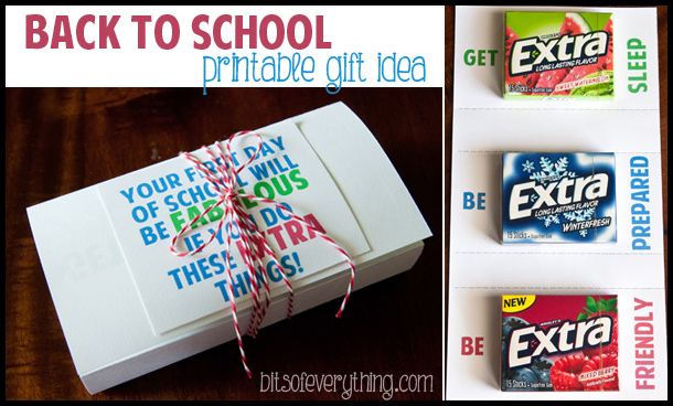 Back To School Gift Back To School Series The Benson Street