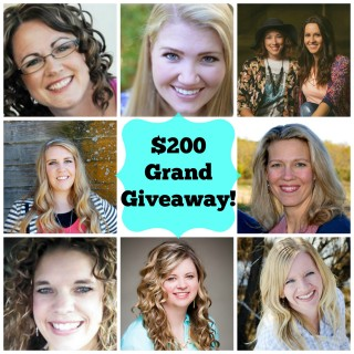 grand giveaway collage