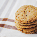 Yummy molasses cookies at thebensonstreet.com