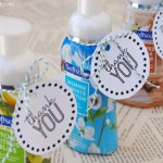 Easy Thank You Gift Idea plus printable tag at thebensonstreet.com