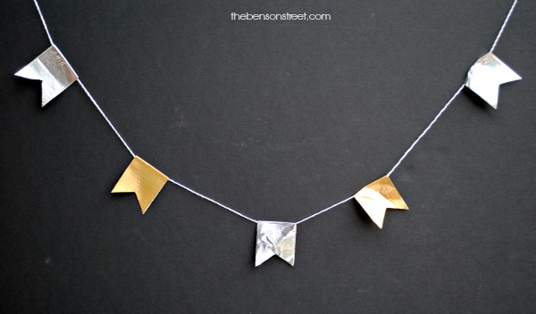 Quick Silver and Gold Banner at thebensonstreet.com
