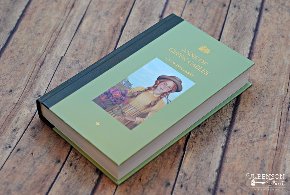 Anne of green gables book review the benson street for Anne of green gables crafts